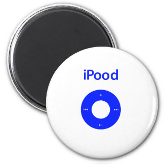 Ipod spoof ipood refrigerator magnets