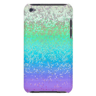 iPod Touch 4g Case Barely There Glitter Star Dust iPod Touch Covers
