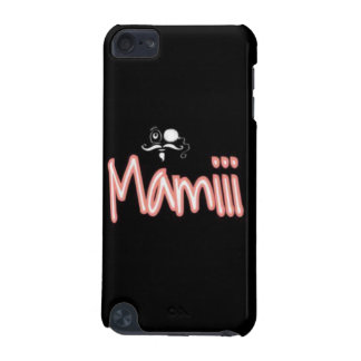 iPod Touch 5g, Barely There black Phone Case,mamii iPod Touch (5th Generation) Cover