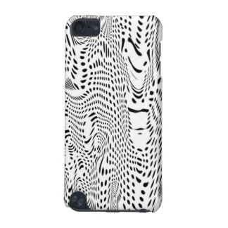 IPod Touch 5G Case - Abstract Warped Pattern Dowri