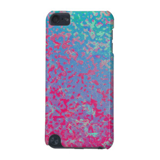 iPod Touch 5g Case Colorful Corroded