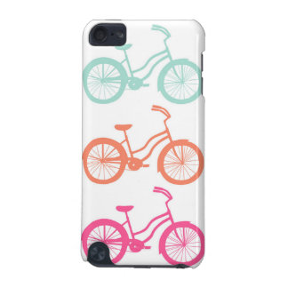 IPod Touch 5G Case - Multicolor Pattern Bicycle