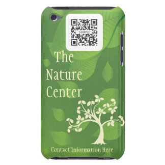 iPod Touch Case Template Nature Center