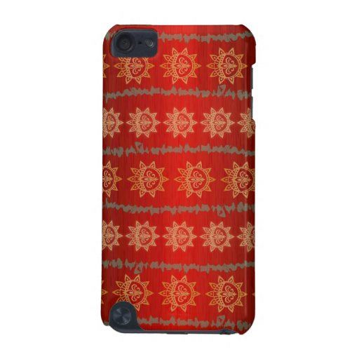 iPod Touch - Crimson Design iPod Touch 5G Cases