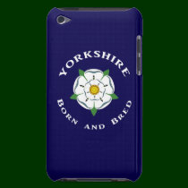 iPod Touch Yorkshire Born & Bred Case
