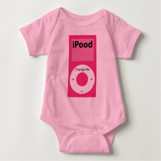 iPood Baby Bodysuit