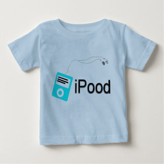 ipood-blue baby T-Shirt