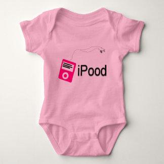 ipood-pink t-shirt