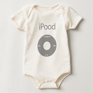 iPood Baby Bodysuits