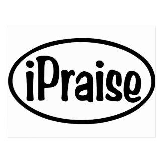 iPraise Postcard