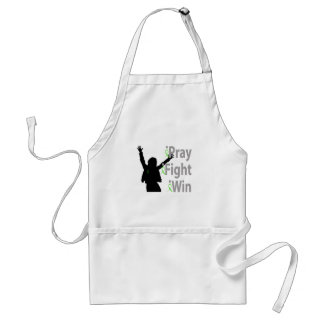 iPray iFight iWin Aprons