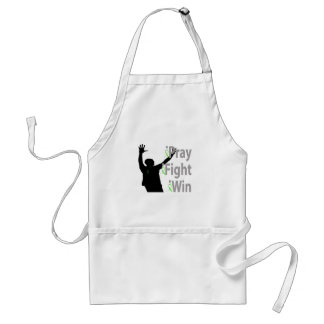iPray iFight iWin Male Aprons