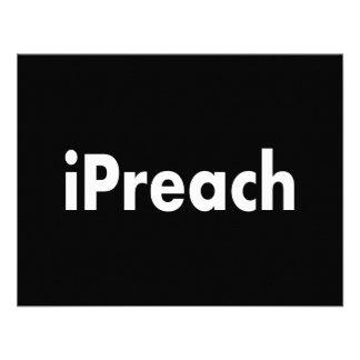 iPreach Custom Announcements