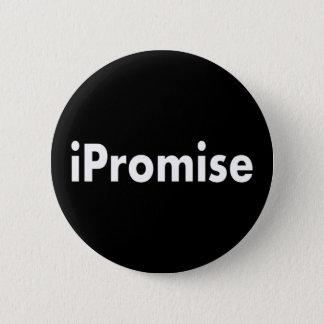 iPromise 6 Cm Round Badge