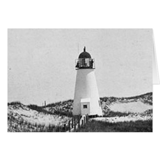 Ipswich Range Lighthouse 2 Greeting Cards
