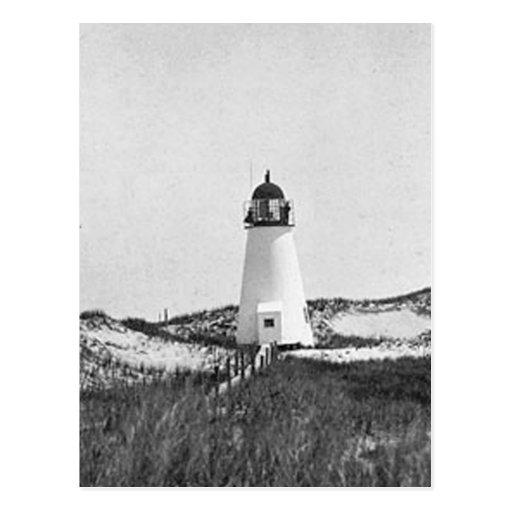 Ipswich Range Lighthouse 2 Postcard