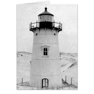 Ipswich Range Lighthouse Greeting Card