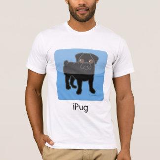 iPug - Black T-Shirt