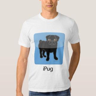 iPug - Black Tees