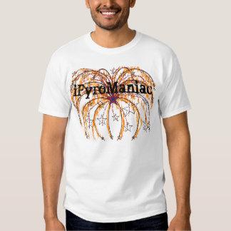 iPyroJunkie - Tshirt