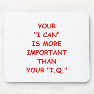 IQ png Mousepad