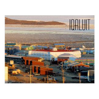 Iqaluit Nunavut Canada Postcard