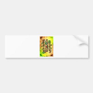 IR0003 Fable, fairy, fanstasy Bumper Sticker