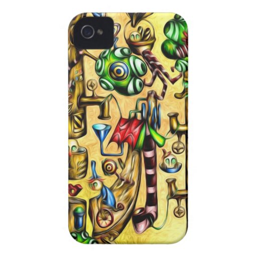 IR0003 Fable, fairy, fanstasy Case-Mate iPhone 4 Case