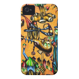 IR0010 Fable fairy fanstasy iPhone 4 Cases