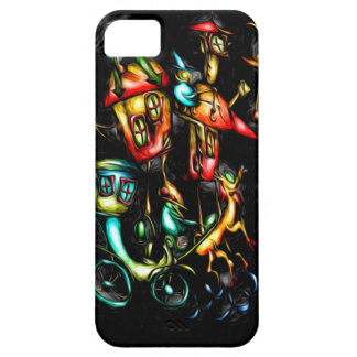IR0011 Fable, fairy, fanstasy iPhone 5 Cover