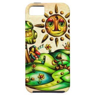 IR0014 Fable fairy fanstasy Cover For iPhone 5/5S