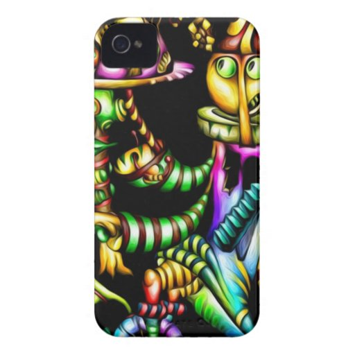IR0015 Fable, fairy, fanstasy Case-Mate iPhone 4 Case
