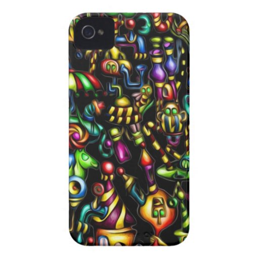IR0017 Fable, fairy, fanstasy Case-Mate iPhone 4 Case
