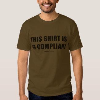 IR Compilant Shirt