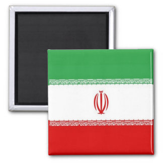 IR - Iran - Flag Magnet