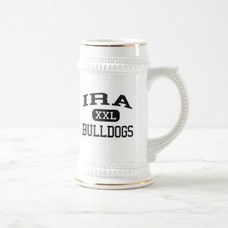 Ira - Bulldogs - Ira High School - Ira Texas Coffee Mug