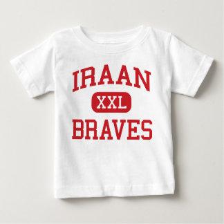 Iraan - Braves - Iraan High School - Iraan Texas Shirts