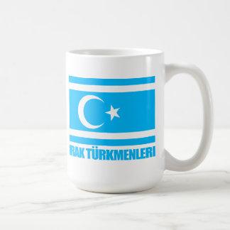 Irak Turkmenleri Basic White Mug