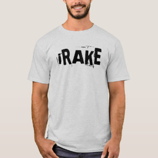 iRake Baseball T-Shirt