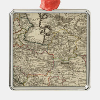 Iran, Afghanistan, Pakistan Christmas Ornament