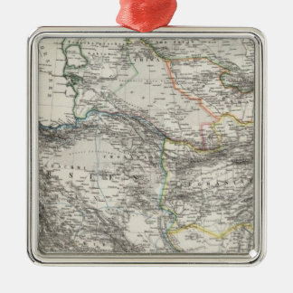 Iran Afghanistan Pakistan Christmas Ornament