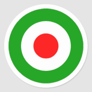 Iran Air Force Roundel Classic Round Sticker