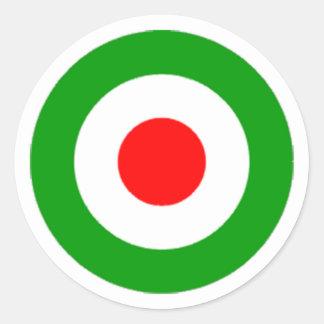 Iran Air Force Roundel Round Sticker