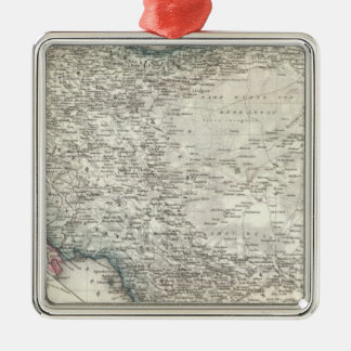 Iran and Iraq Christmas Ornament