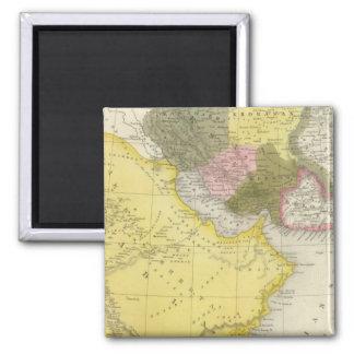 Iran and Saudi Arabia Magnet