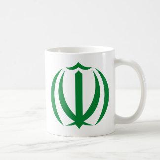 Iran Coat of Arms Mug