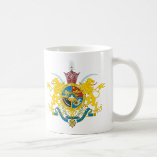Iran Coat of Arms (Pahlavi Dynasty 1925-1979) Coffee Mug