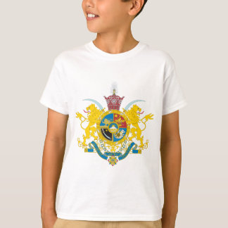 Iran Coat of Arms (Pahlavi Dynasty 1925-1979) T-Shirt