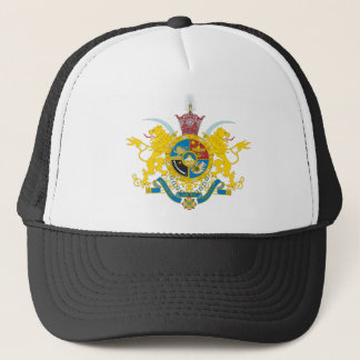 Iran Coat of Arms (Pahlavi Dynasty 1925-1979) Trucker Hat