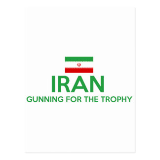 iran design postcard